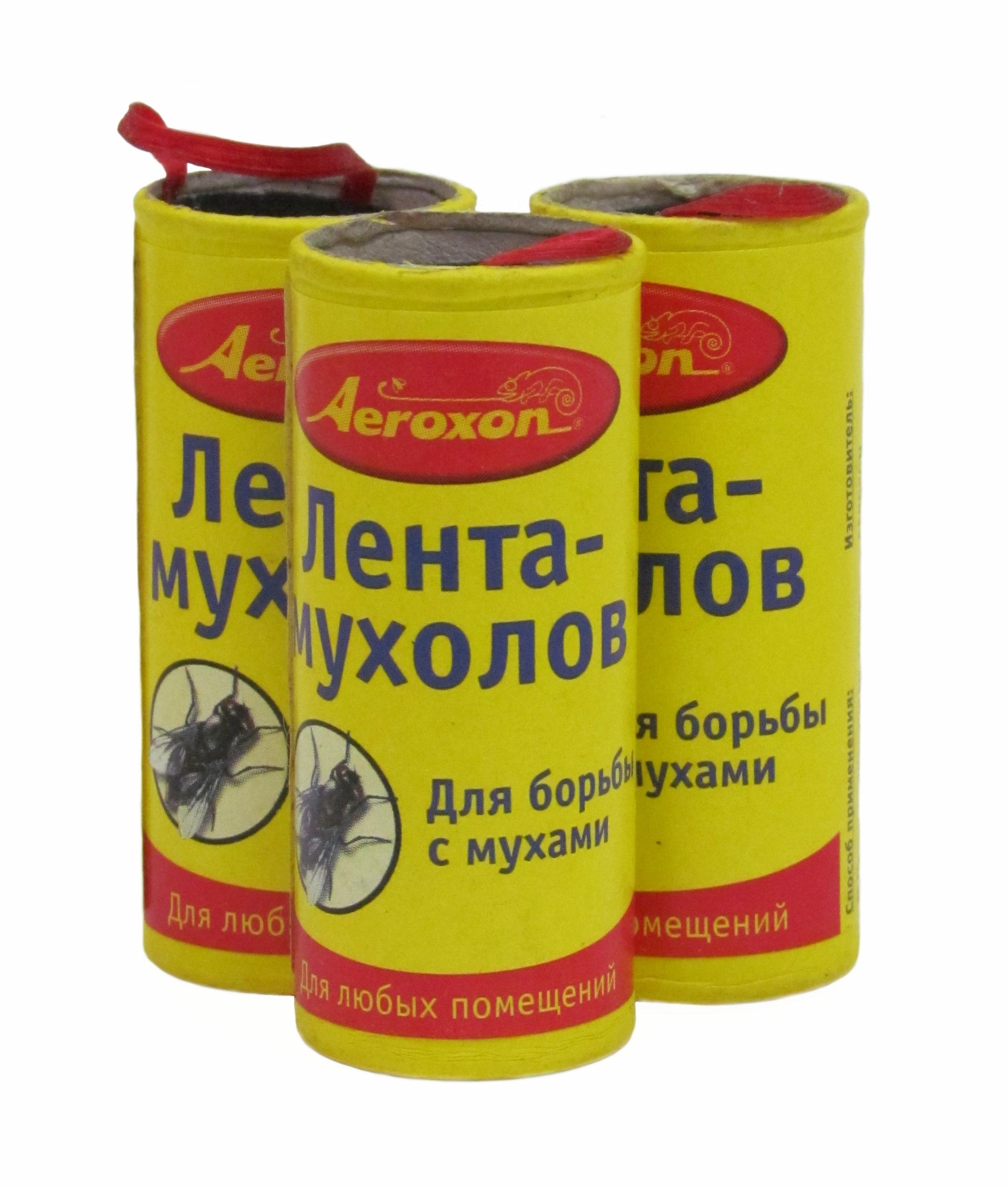 Липучка от мух в домашних условиях